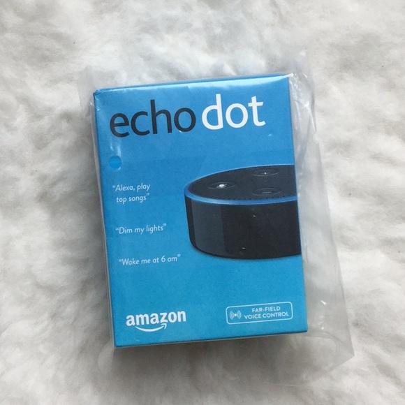 Echo Dot - 2nd Generation